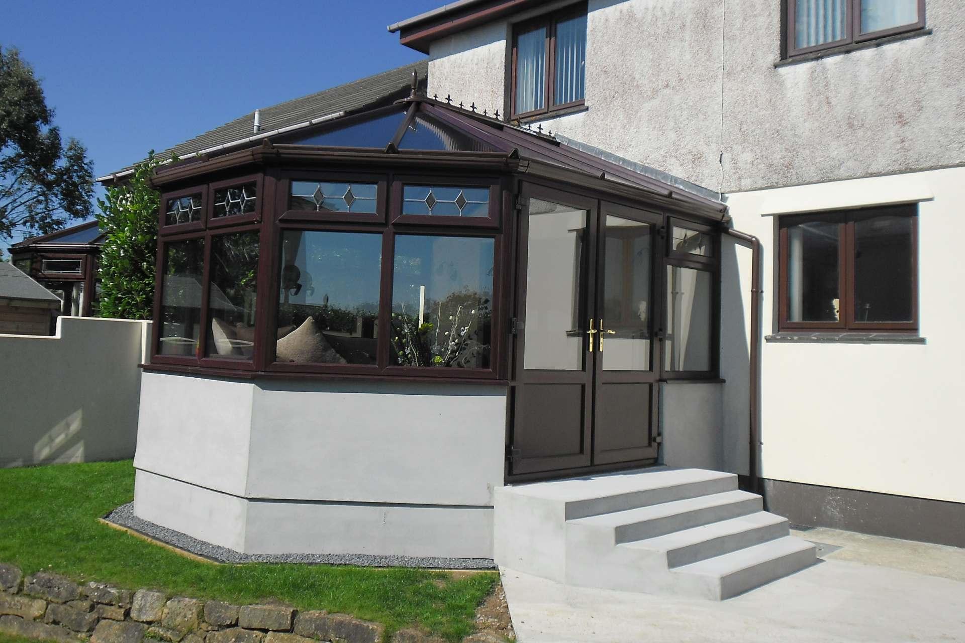 C and r plastics windows doors conservatories for Windows doors and conservatories